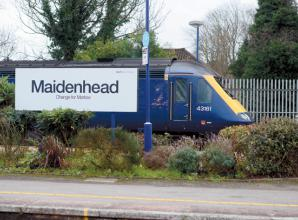 Fast trains unable to stop at Twyford