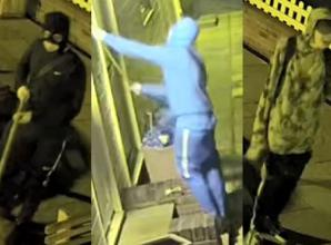 CCTV released after vandals cause 'considerable' damage to Maidenhead-based cricket club