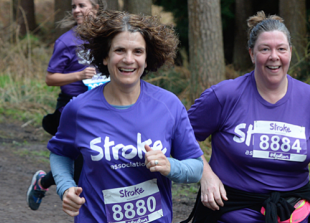 The Stroke Association's Resolution Run Slough 15/03/20
